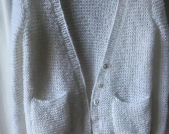 Daisy vest wool