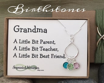 Gifts For Grandma Necklace