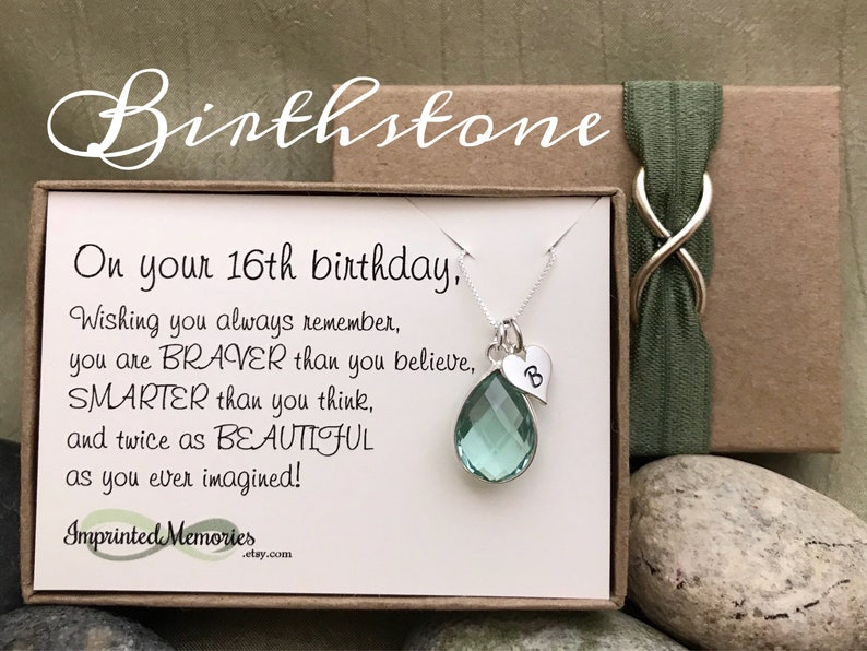 16th Birthday Gift For Her Sweet 16