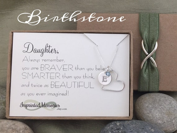 Daughter Gift Sweet 16 18th Birthday Sterling