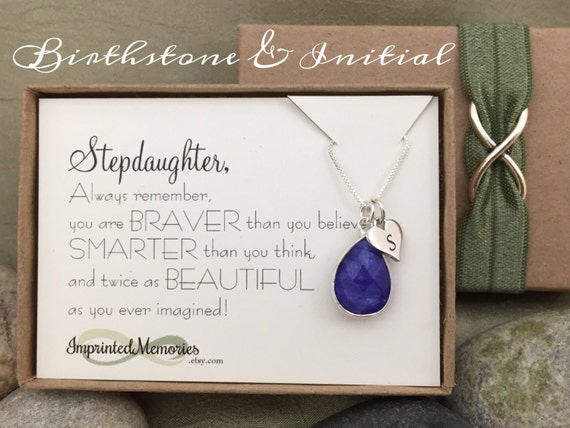Wedding Gift Jewelry: Gifts For Stepdaughter Jewelry Stepdaughter Wedding Gift