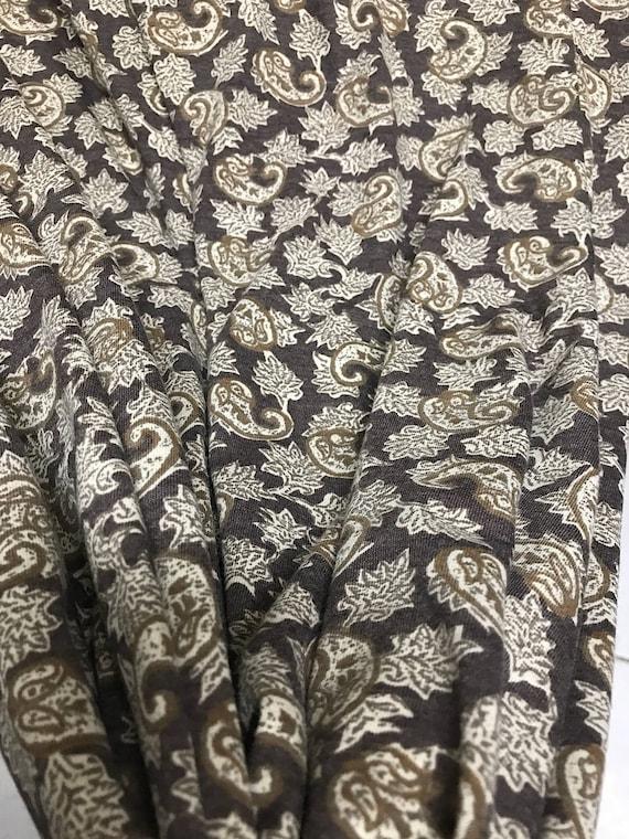 VELVET dress  FABRIC 58 INCES WIDE 3m  BROWN   STRECH VELOUR