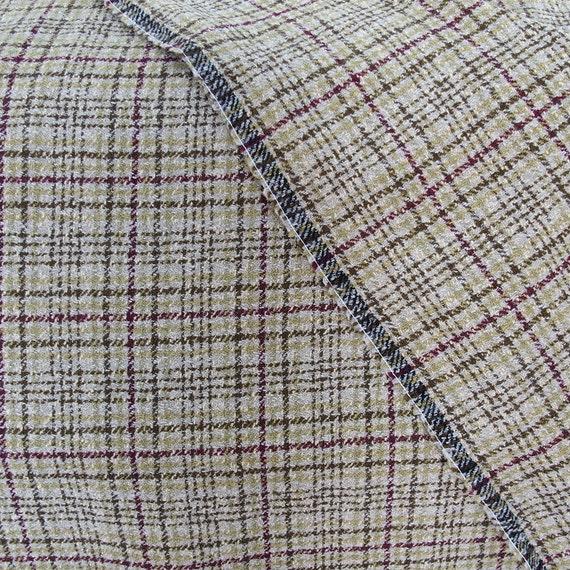 Matériau Idéal Pour Manteaux Home 150 cm large Laine Italienne Tweed Tissu