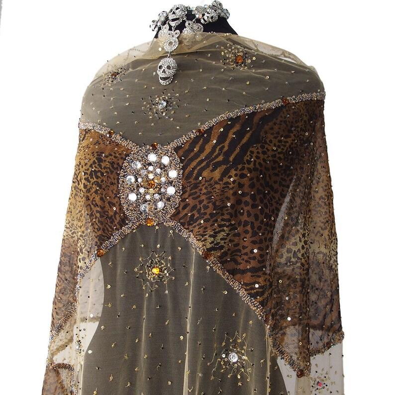 1920f7a98ff4 Pietre di tessuto chiffon di seta tulle ricamo perline