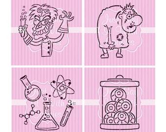 Mad Scientist Igor Etsy