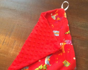 Small reconforting  blanket