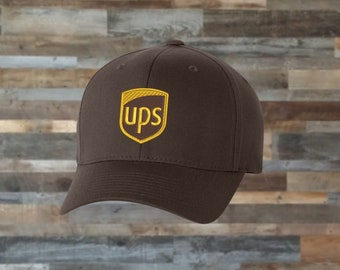 62d7045d9768a UPS Hat Cotton Polyester Blend