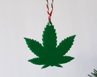 pot leaf ornament etsy pot leaf ornament etsy