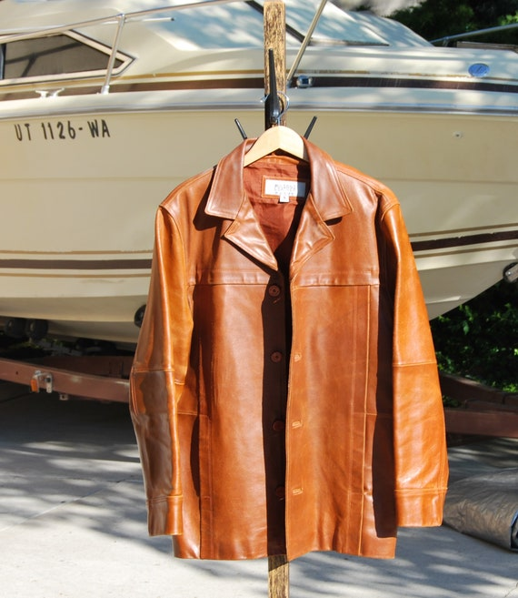 Wilson's M. Julian Leather Jacket