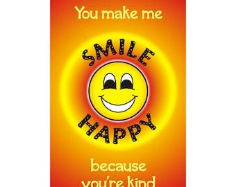 Fridge Magnets - Pack of 25 Kids Kindness Award Magnet, Children's Magnet, Positive Affirmation, Kindness Matters Award,Educational Resource