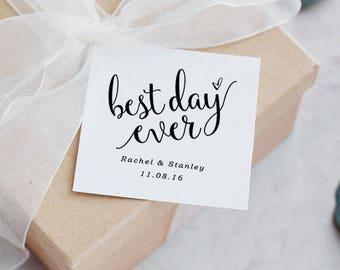 wedding tags printable wedding tags favor tags editable etsy