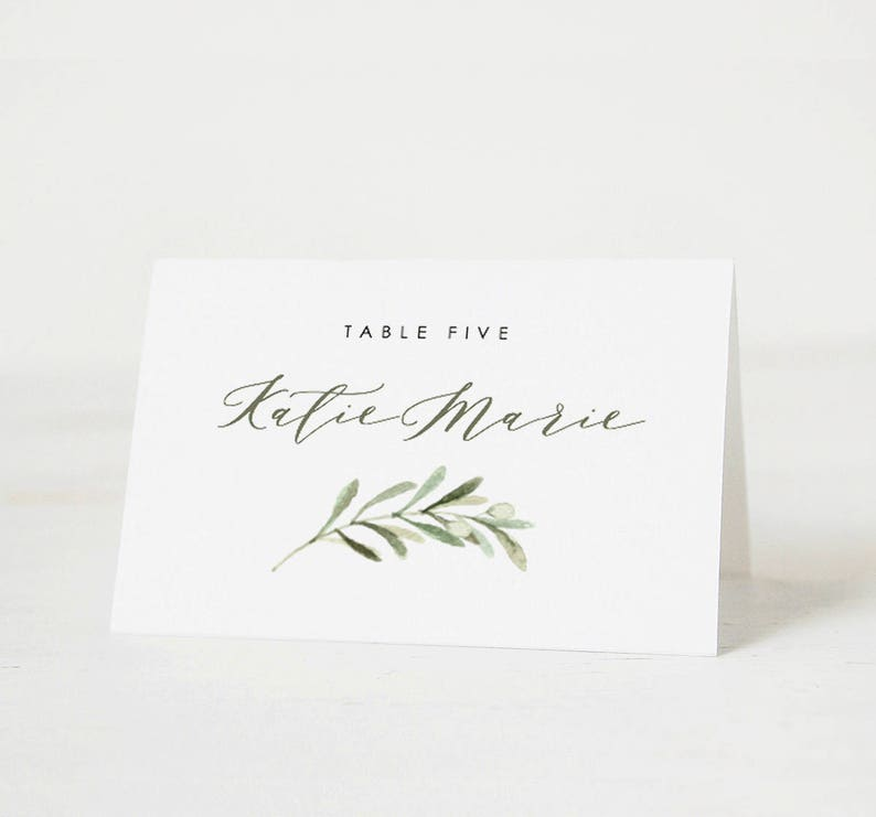 photograph regarding Printable Place Card Template named Printable Room card template, Marriage House card, Reputation tags, Calligraphy desired destination playing cards, Editable escort card Edit inside of Phrase or Web pages