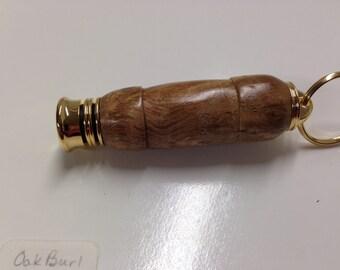 Key Ring Knife - Oak Burl