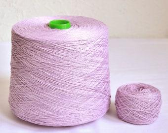 weaving yarn wheat bamboo yarn hand knitting yarn sand bamboo yarn beige summer yarn crochet yarn Bamboo light-beige yarn warp yarn