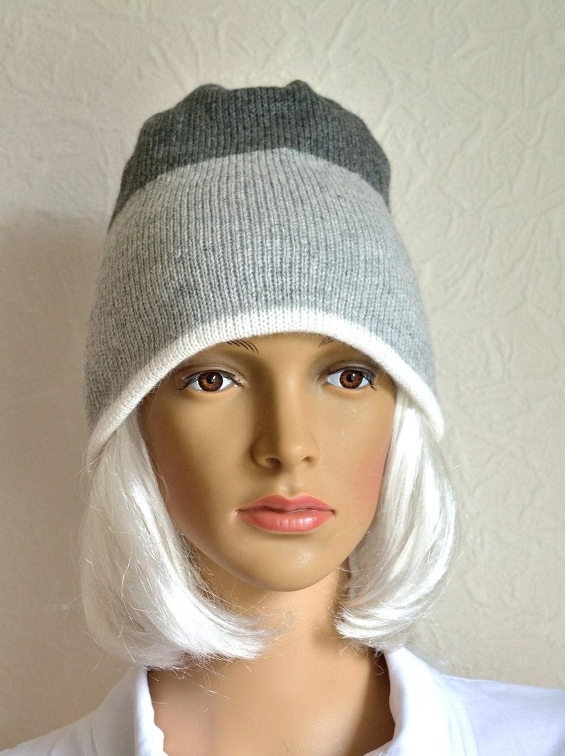 Hand made 100/% cashmere women/'s hat