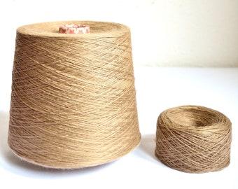 100% natural italian nettle yarns, 50g / 1.76 oz balls