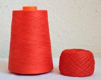 100% Linen yarns, 50g / 1,76 oz balls
