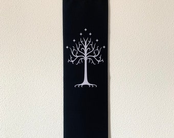 Lord of the Rings Minas Tirith, High Quality Banner, Multiple Size Options!