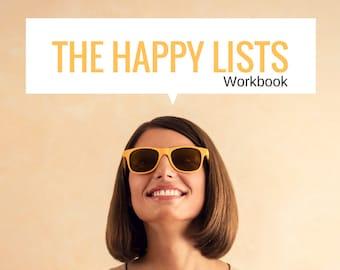 The Happy Lists Workbook