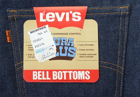 Red Tab Levi's Jeans Bell Bottoms