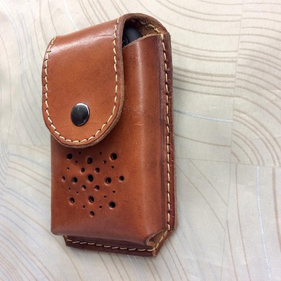 more photos f0388 9e1ff Handmade leather phone holster case,leather cell phone case,Galaxy 4 phone  case,leather phone case,hand stitch,phone holster,cell phone case