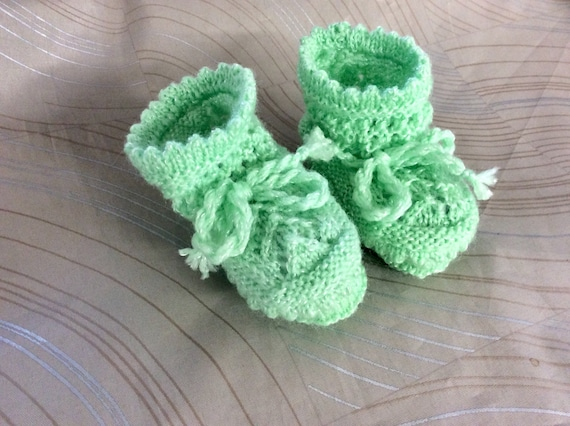 Baby booties infant booties baby gifts