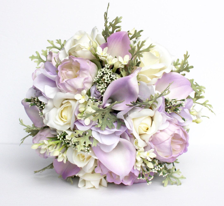 Lavendel-Hochzeit BOUQUET-Lavendel-Hochzeit-Brautstrauß lila | Etsy