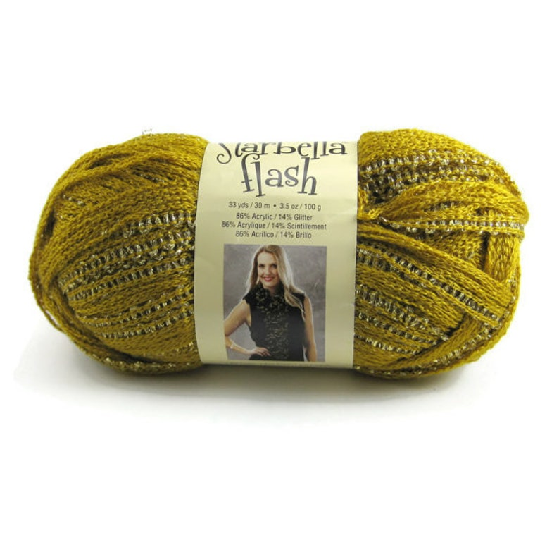 Premier Yarns Starbella Flash Magic Lamp