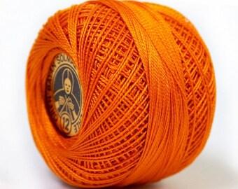 Oren Bayon Cotton Perle #12 Orange