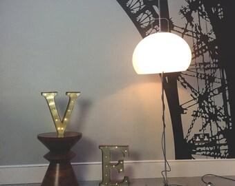 Harvey Guzzini 1960s Lamp
