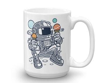Astronaut Ice Cream Planets of Ice Cream Mug