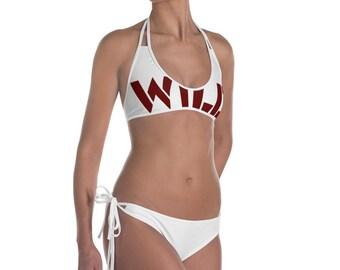 Women Wild Bikini