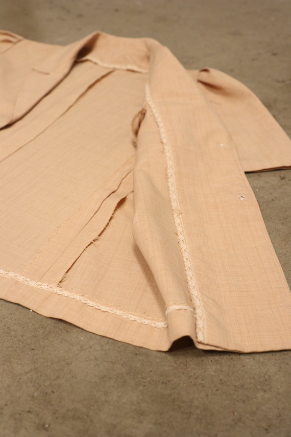 SALE | 1940s Vintage Button Up Blouse | gorgeous … - image 9