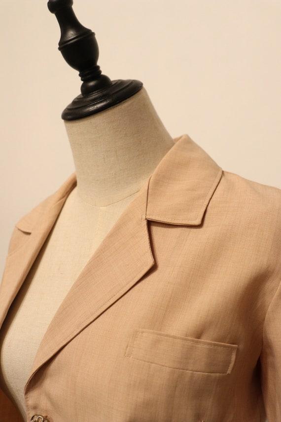 SALE | 1940s Vintage Button Up Blouse | gorgeous … - image 5