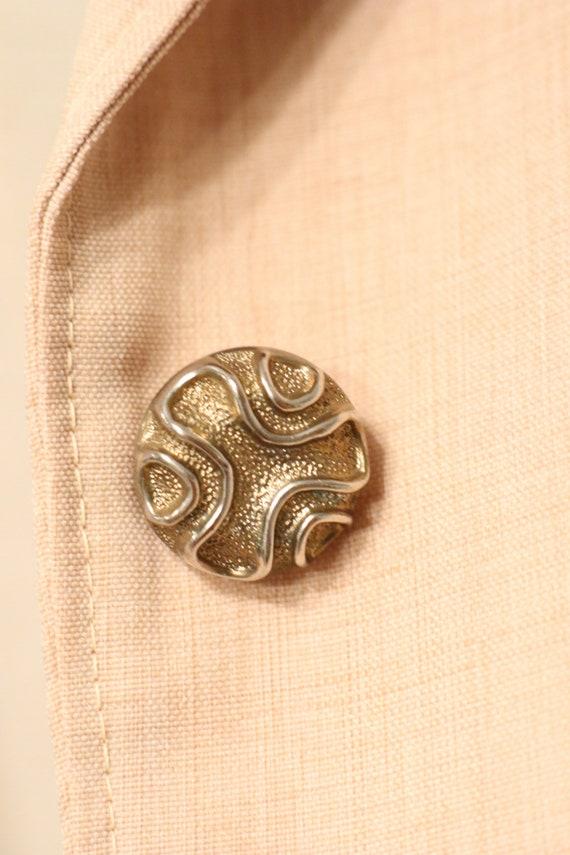 SALE | 1940s Vintage Button Up Blouse | gorgeous … - image 6