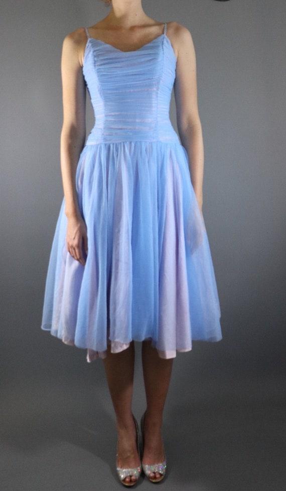1950s Rhinestone Dress | pinup dress 50s dress roc