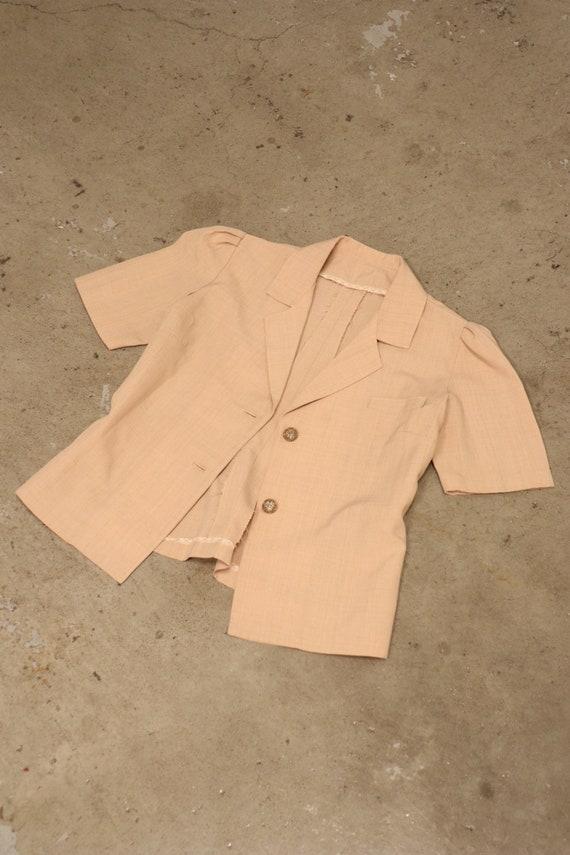 SALE | 1940s Vintage Button Up Blouse | gorgeous … - image 1