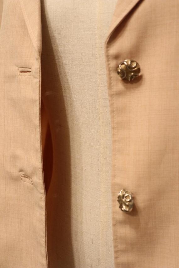 SALE | 1940s Vintage Button Up Blouse | gorgeous … - image 8