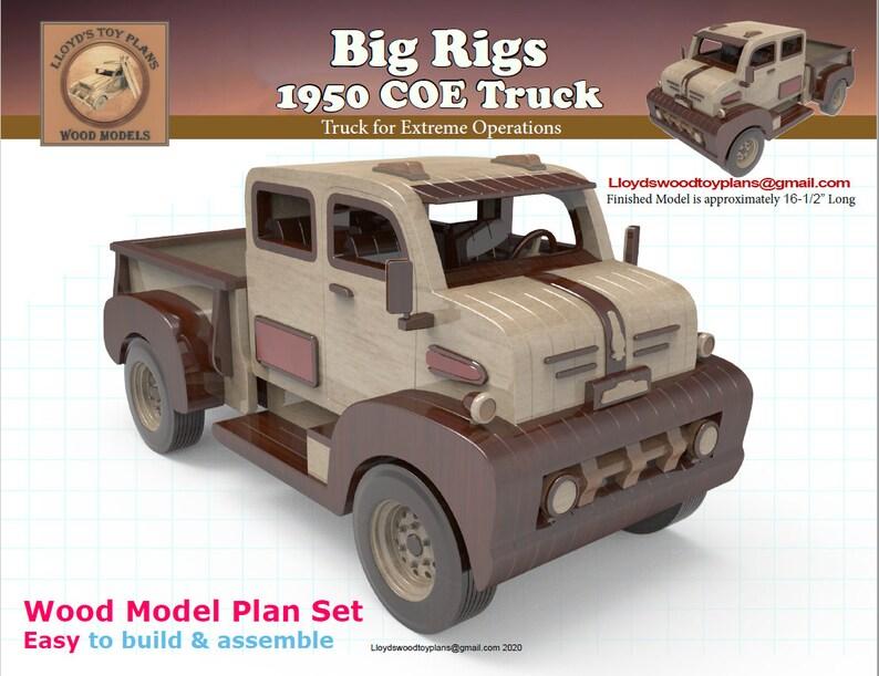 1950 COE Truck image 0