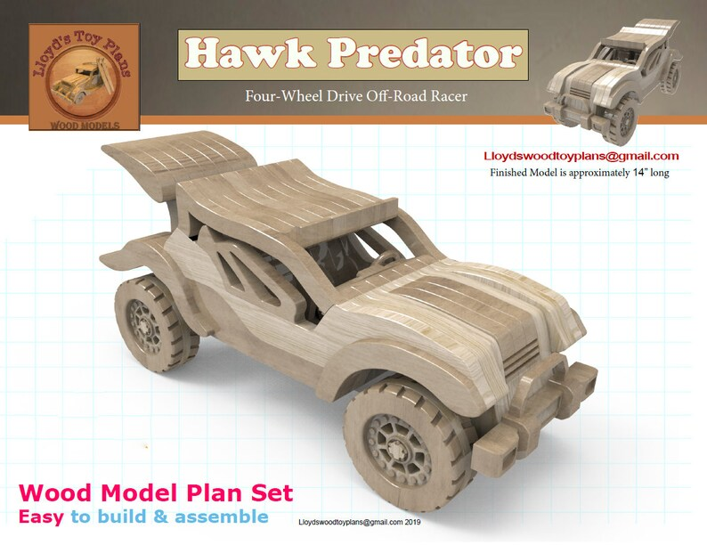 Hawk Predator 4x4 image 0