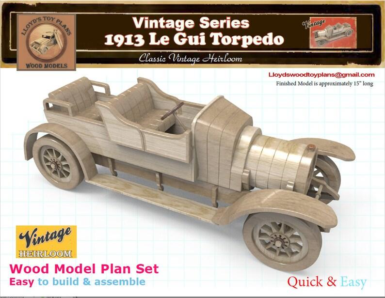 1913 Le Gui Torpedo image 0