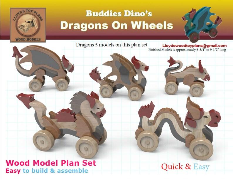 Dragons On Wheels image 0
