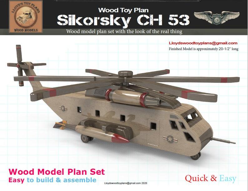 Sikorsky CH 53 image 0