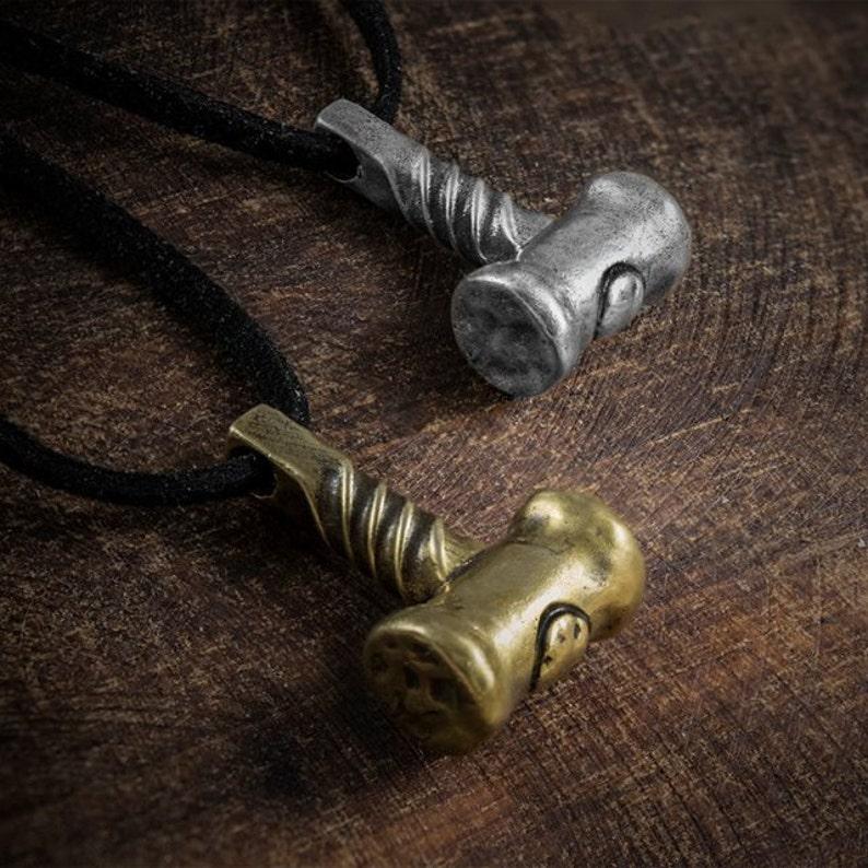 SuMMeR SALES 10/% oFF!!Lagertha/'s VIKING Hammer pendant