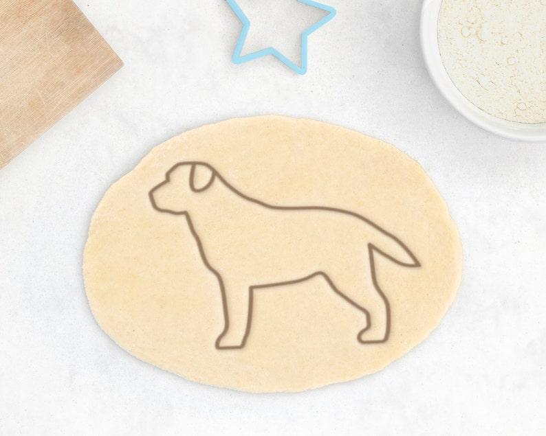 Labrador Gift Labrador Retriever Cookie Cutter Labrador Cookie Cutter