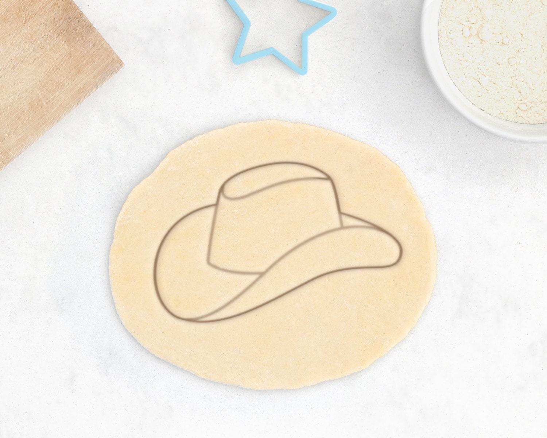 Cowboy Hat Cookie Cutter Cowboy Cookie Cutter Western Cookie