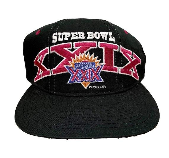 Super Bowl 1989 Vintage Snapback Hat