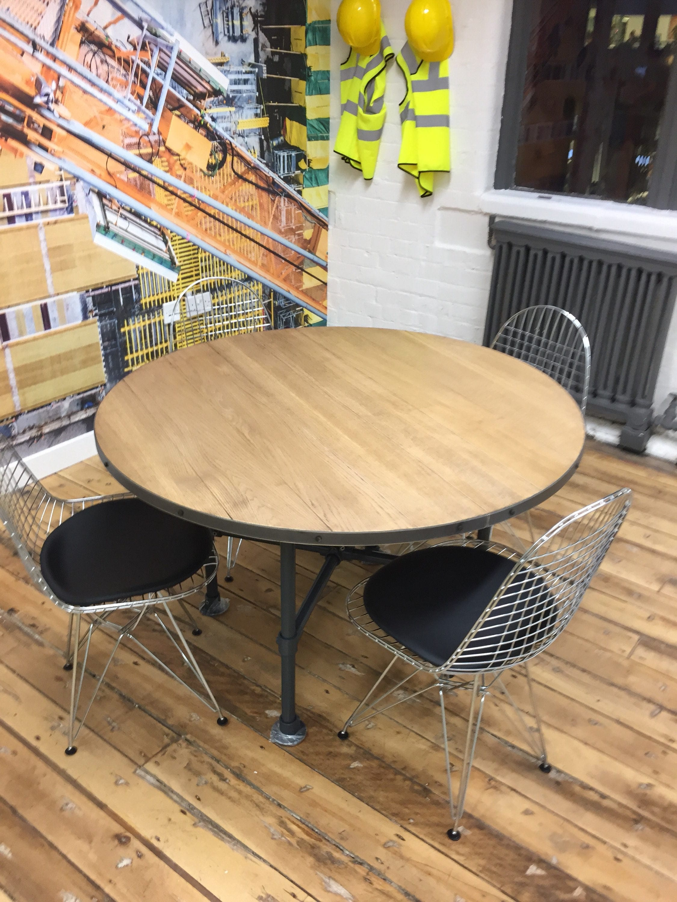 previous dining oak butterfly table kitchen extending to country