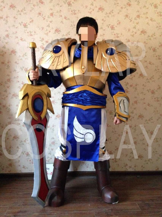 League Of Legends Cosplay Costumes - Naked Girls 18-1636
