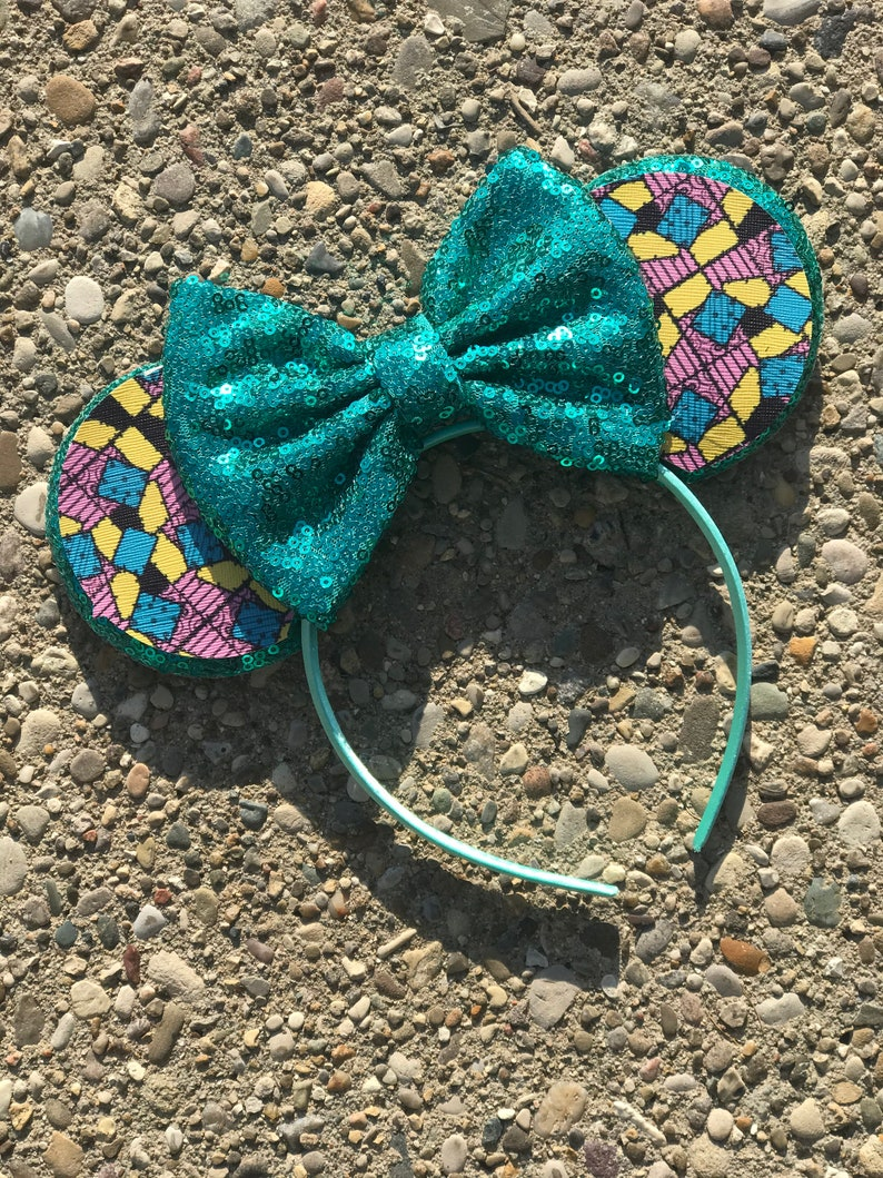 Sally Inspired Mickey Mouse Ears Sally Mickey Minnie Mouse image 0
